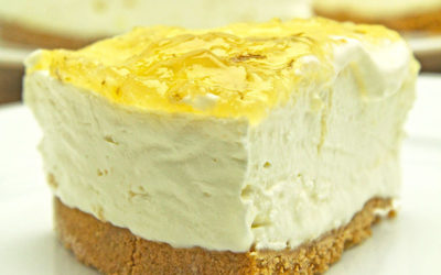 Recipe: Marmalade Cheesecake