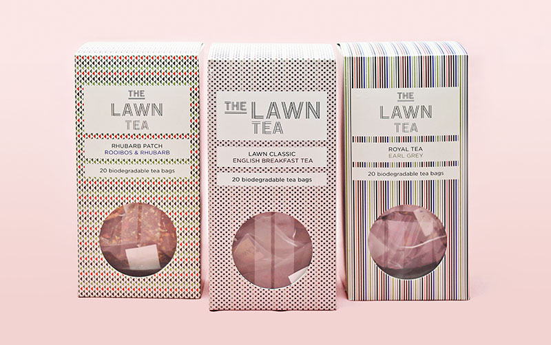 Lawn Collection teabags – The Artisan Food Trail