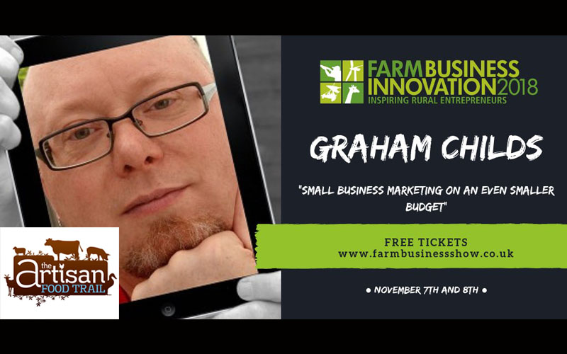 Small Business Marketing Seminar - The Artisan Food Trail