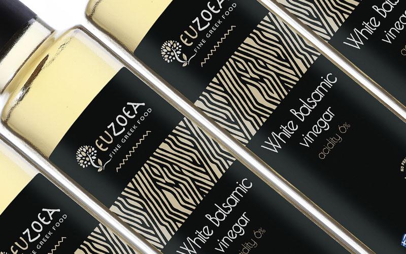 White Balsamic Vinegar 1 – NV Greek Foods Euzoea - The Artisan Food Trail