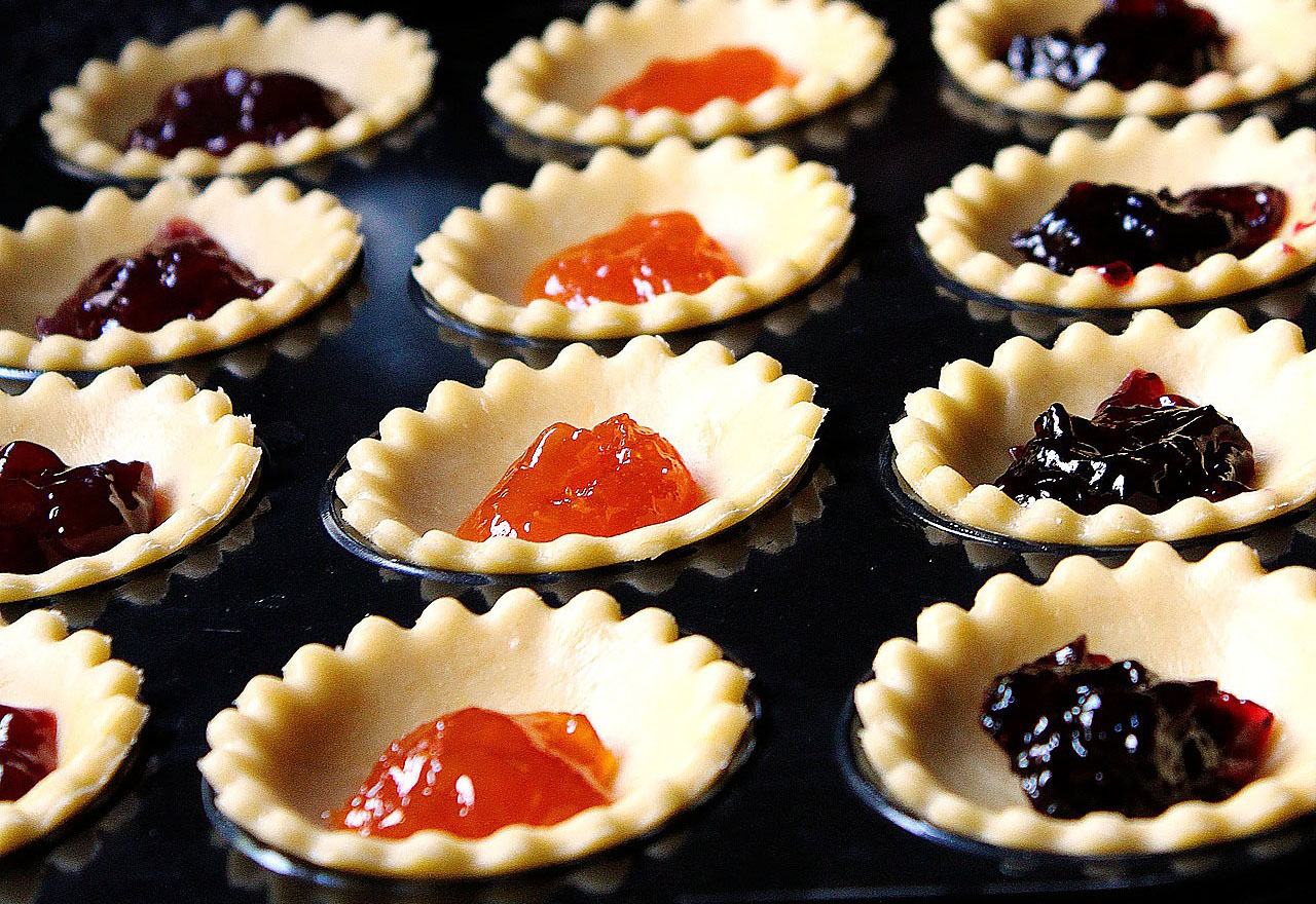 How much pastry do I need? – Jam Tarts – The Artisan Food Trail