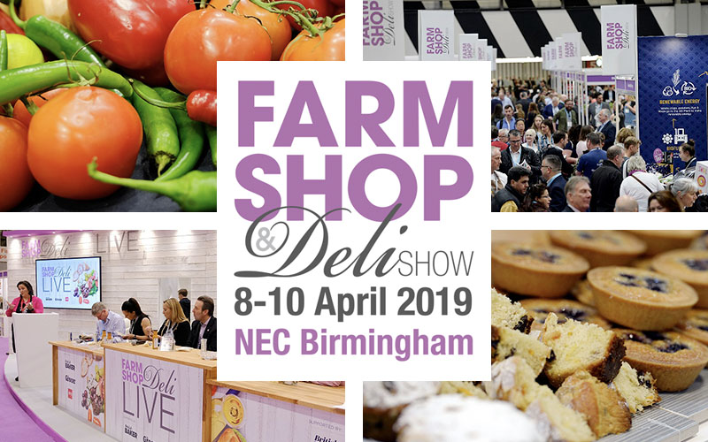 Farm Shop & Deli show showcasing artisan food and drink producers