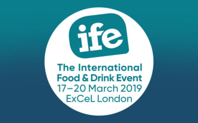 Artisan Food Trail members exhibiting at IFE 2019