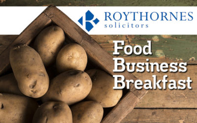 Roythornes food business breakfast event: Driving growth in a competitive market