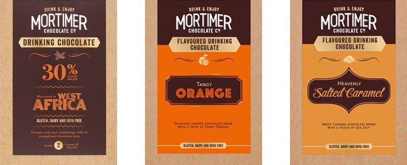 Mortimer Chocolate Company launches into Ocado 1 - The Artisan Food Trail