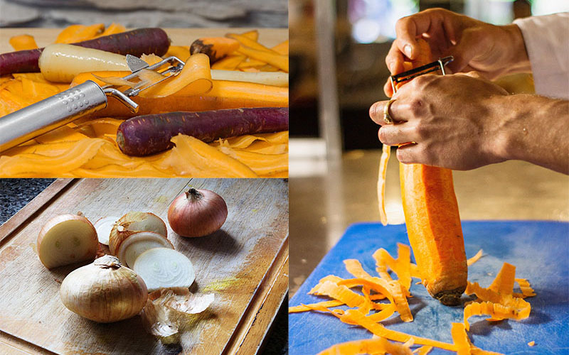 Make your food waste more a-peeling 1 – The Artisan Food Trail