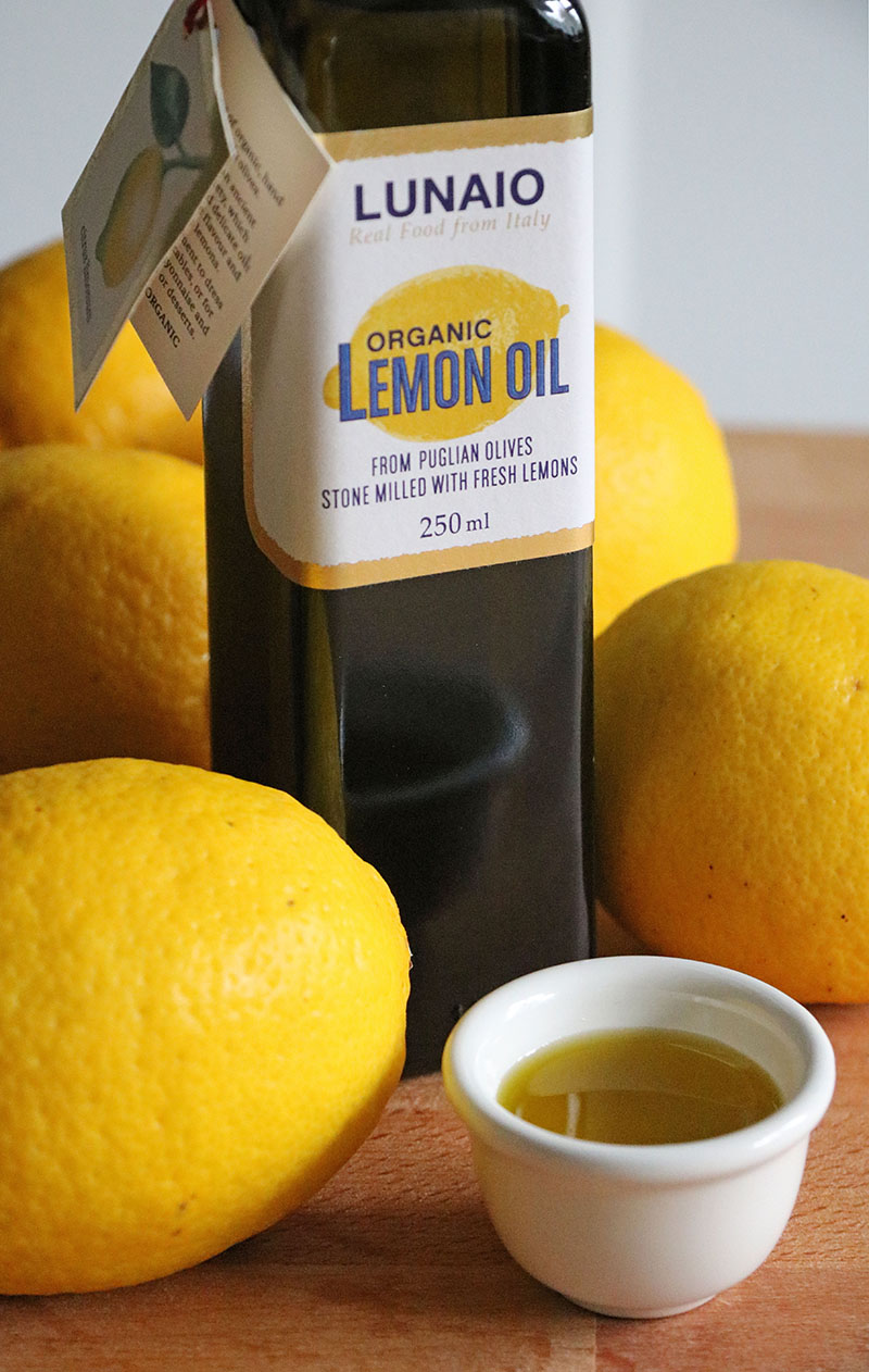 lemon olive oil from Seggiano 2 - The Artisan Food Trail
