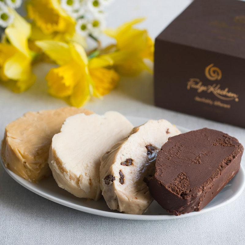 Fudge Kitchen Easter Vegan Selection - The Artisan Food Trail