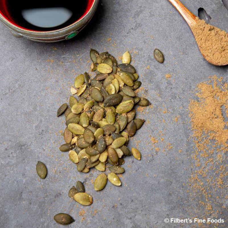 Mr Filbert's Pumpkin Seeds 5 – The Artisan Food Trail