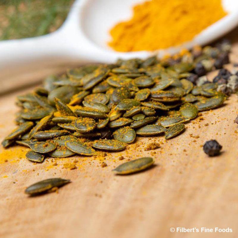 Mr Filbert's Pumpkin Seeds 4 – The Artisan Food Trail