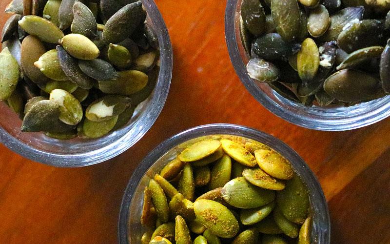Mr Filbert's Pumpkin Seeds 1 – The Artisan Food Trail