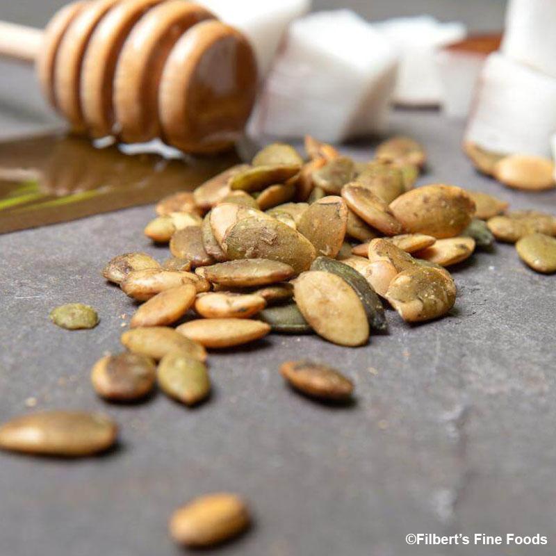 Mr Filbert's Pumpkin Seeds 3 – The Artisan Food Trail