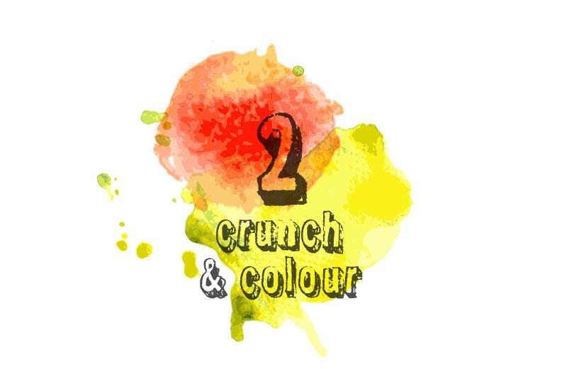 Crunch colour - The Artisan Food Trail