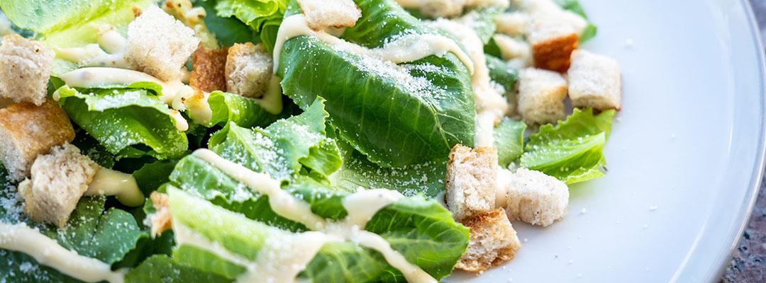 Classic Caesar dressing - The Artisan Food Trail