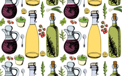 Get smart with salad dressing