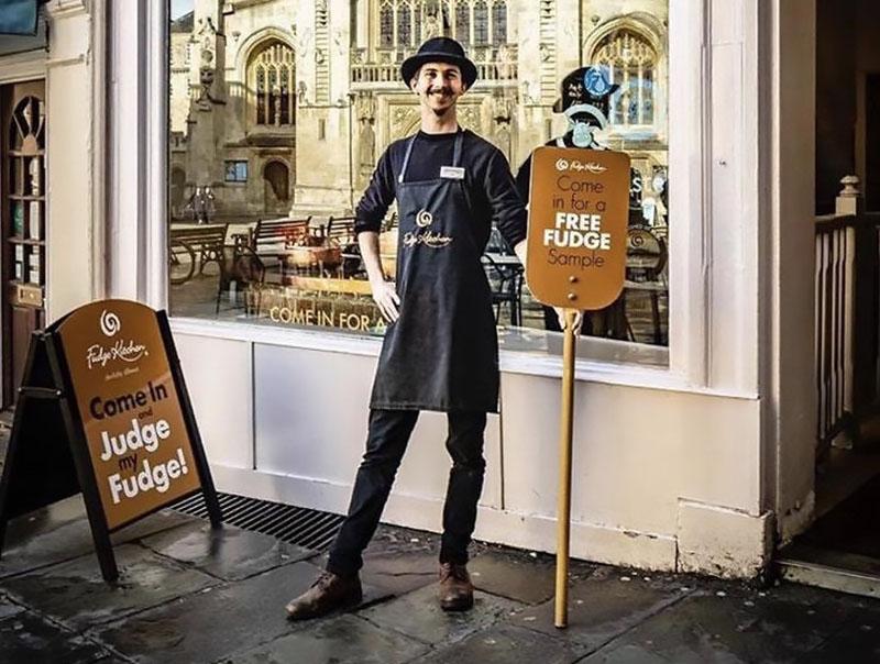 Fudge Kitchen shops reopen 2 - The Artisan Food Trail