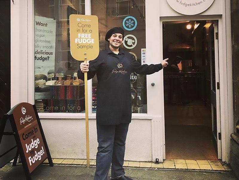 Fudge Kitchen shops reopen 1 - The Artisan Food Trail