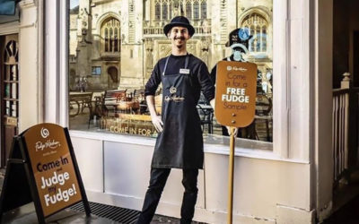 Back to the High Street: Fudge Kitchen shops reopen on 4th July