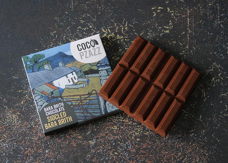Coco Pzazz Chocolate Bars 03 – The Artisan Food Trail