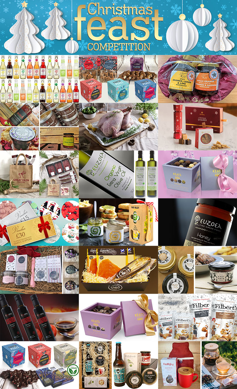 Christmas Feast Competition – The Artisan Food Trail