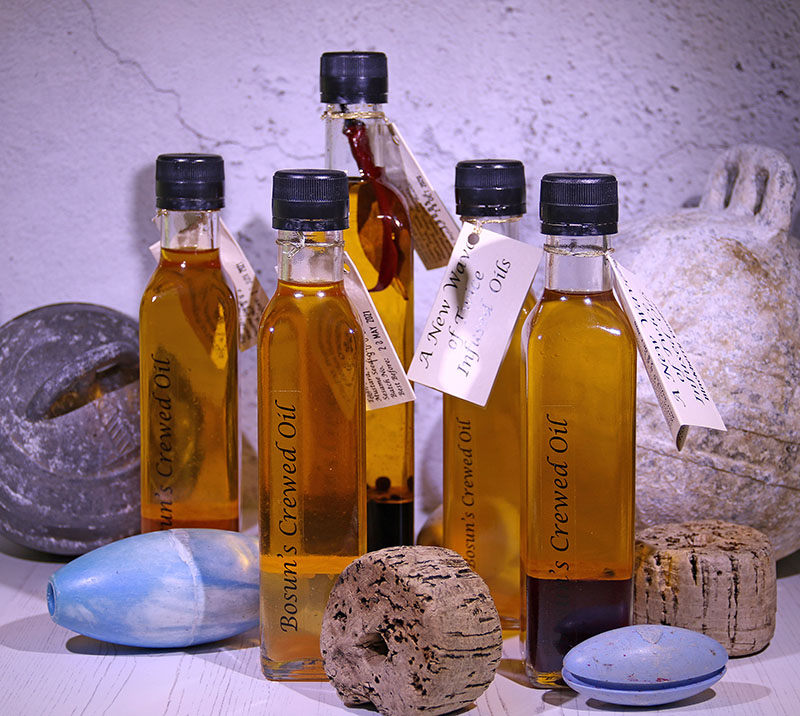 Bosun's Twice Infused Oils Approved 1 – The Artisan Food Trail