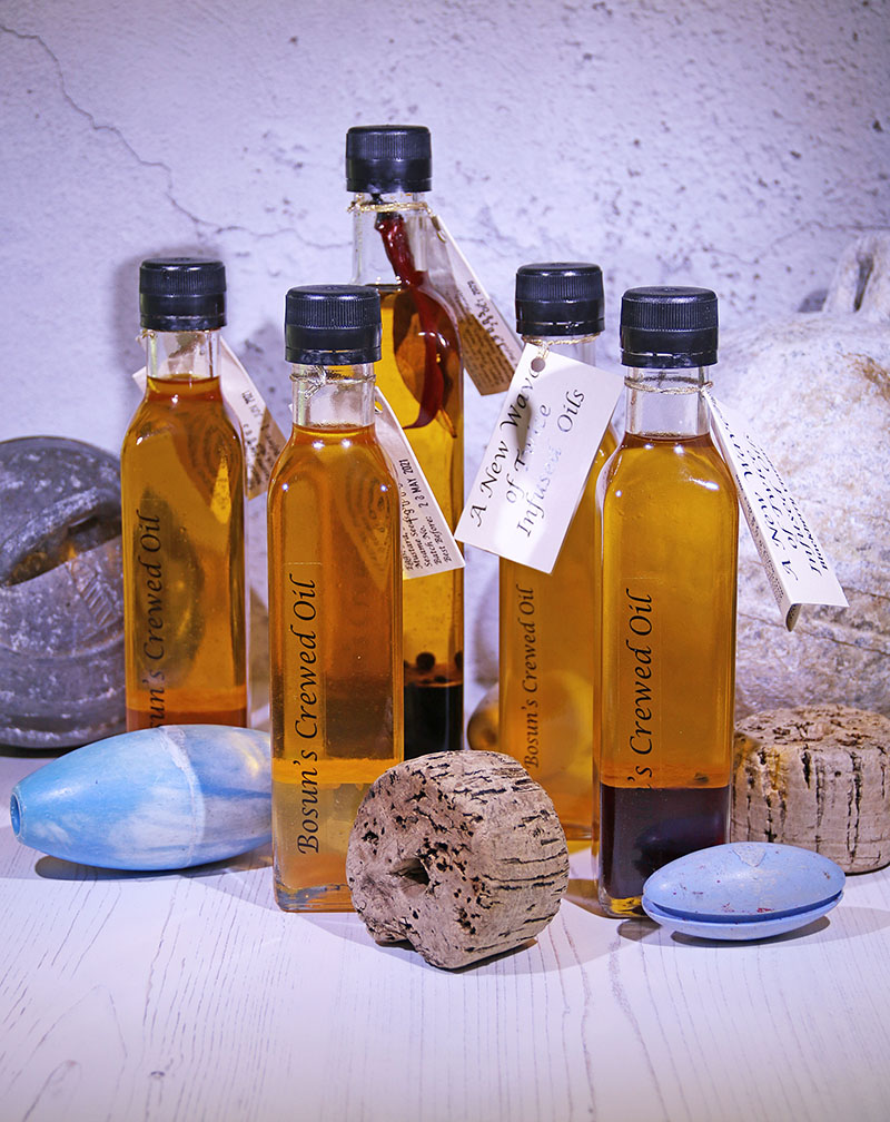 Bosun's Twice Infused Oils Approved 2 – The Artisan Food Trail