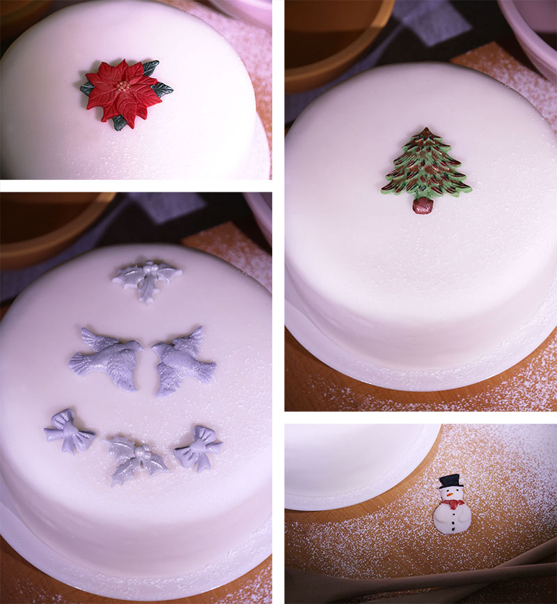 Simply Toppers Christmas cake decorations 5 – The Artisan Food Trail
