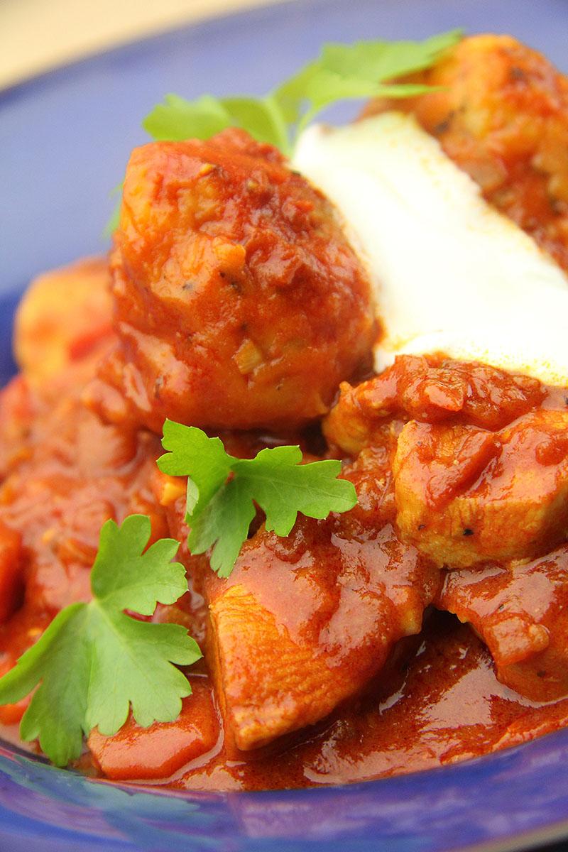 Smoked Paprika Stew with Caraway Dumplings recipe – Artisan Food Trail