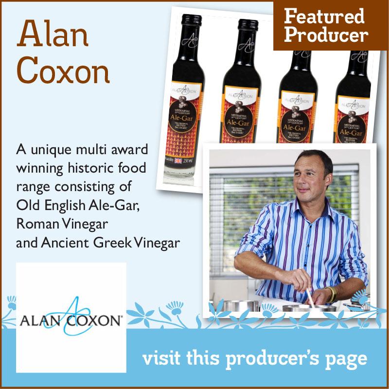Alan Coxon – The Artisan Food Trail