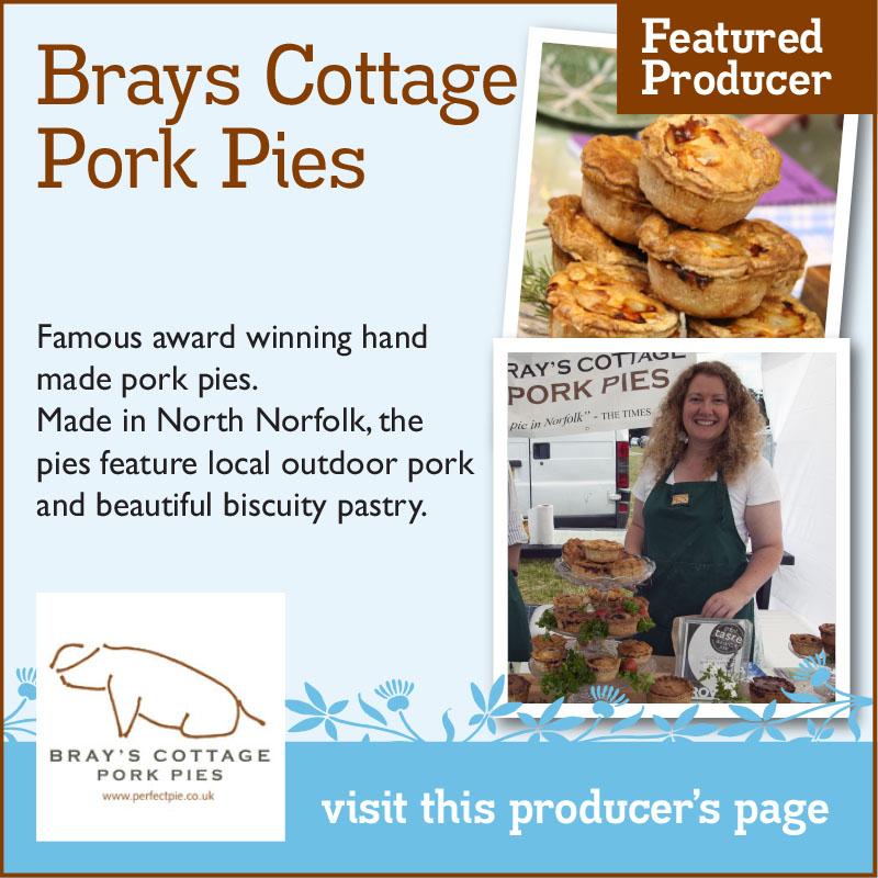 Bray's Cottage Pork Pies – artisan food trail