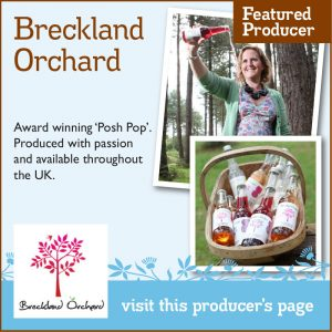 Breckland Orchard Posh Pop – The Artisan Food Trail