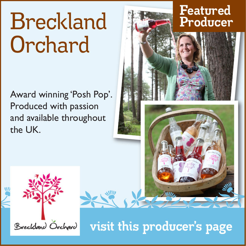 Breckland Orchard – Artisan Food Trail