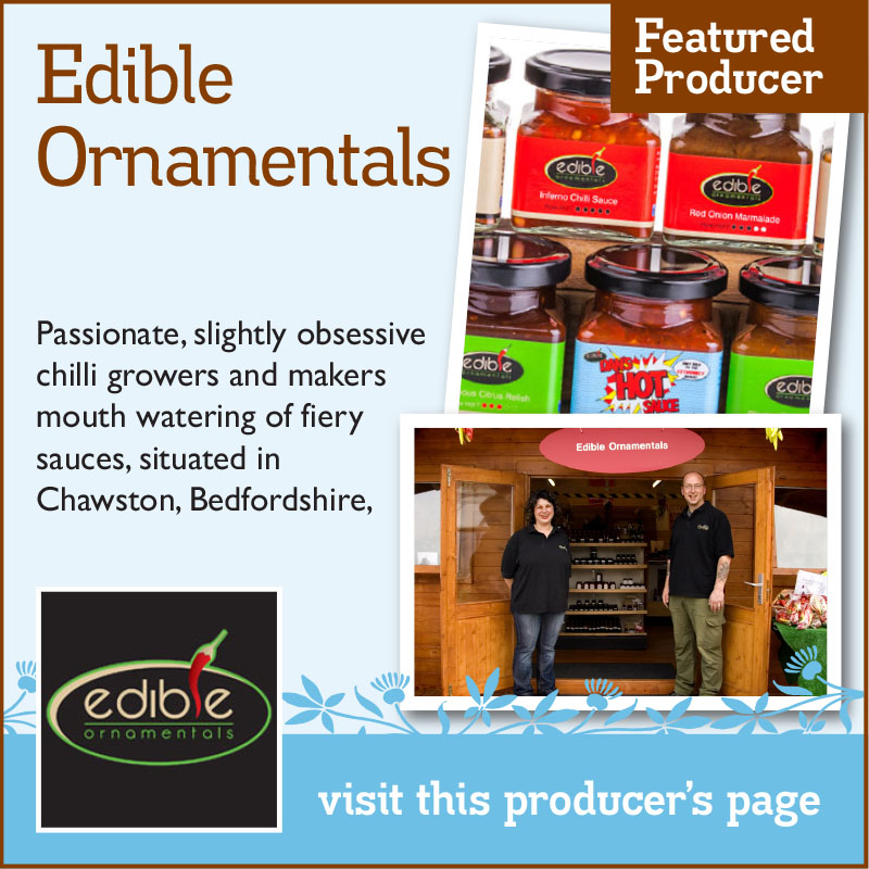 Edible Ornamentals - Artisan Food Trail