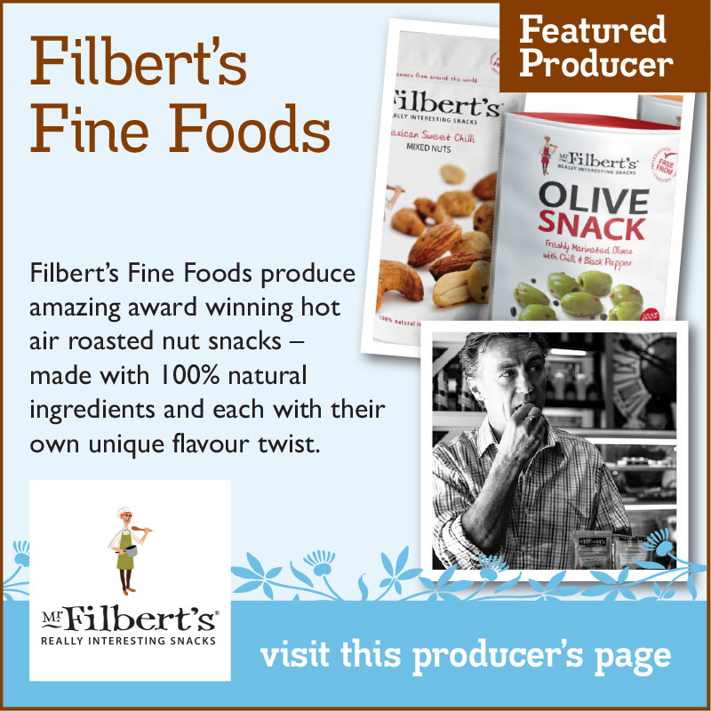Filbert's Fine Foods – artisan food trail
