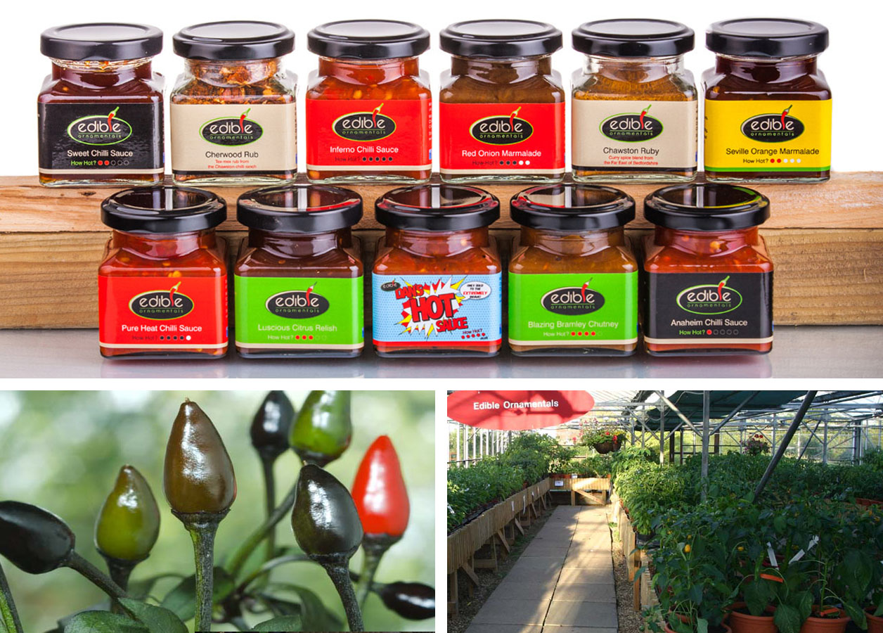 Edible Ornamentals 2 - The Artisan Food Trail