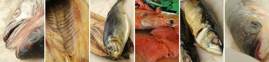 fish seafood - The Artisan Food Trail