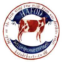 hafod cheese logo - the artisan food trail