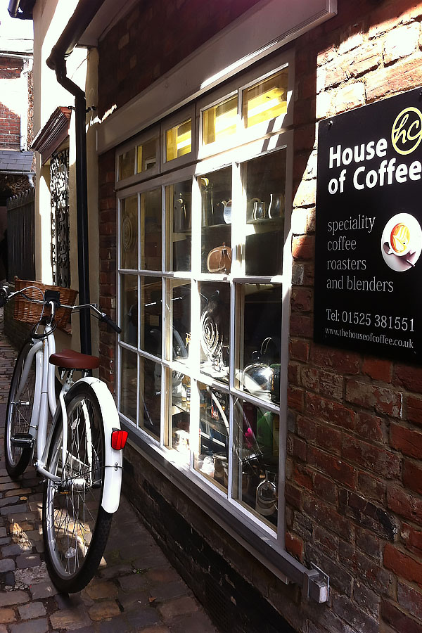 The House of Coffee 2 - the artisan food trail
