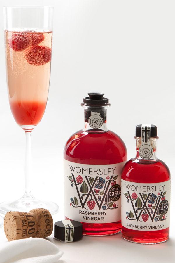 Womersley Fruit & Herb Vinegars 2 - the artisan food trail