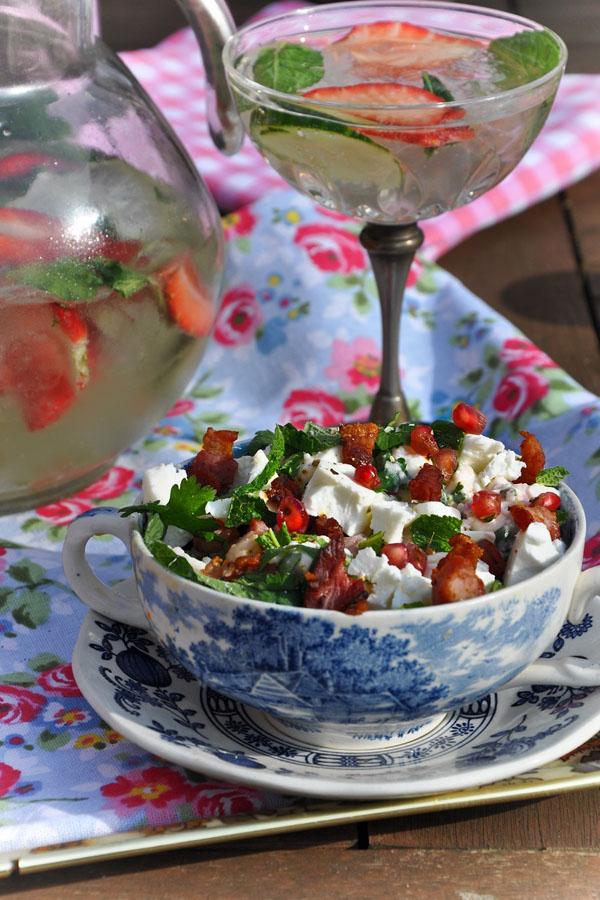 Womersley Fruit & Herb Vinegars 3 - the artisan food trail