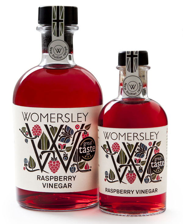 Womersley Fruit & Herb Vinegars 5 - the artisan food trail