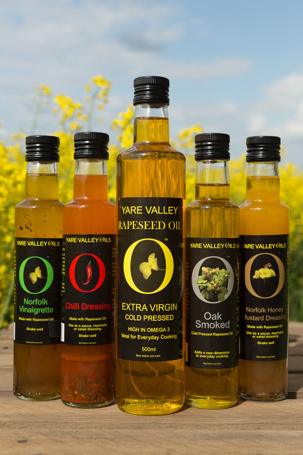 Yare Valley Oils 3 - the artisan food trail