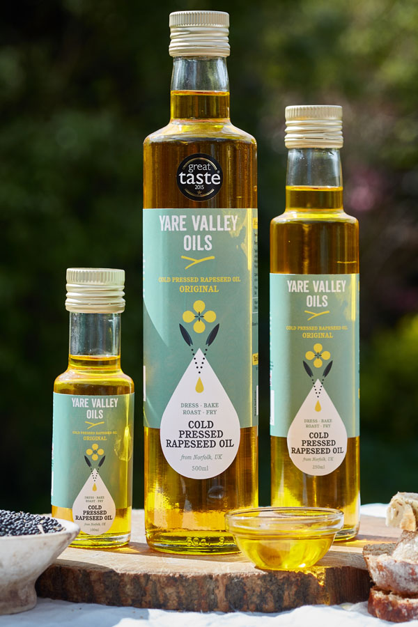 Yare Valley Oils 2 - the artisan food trail