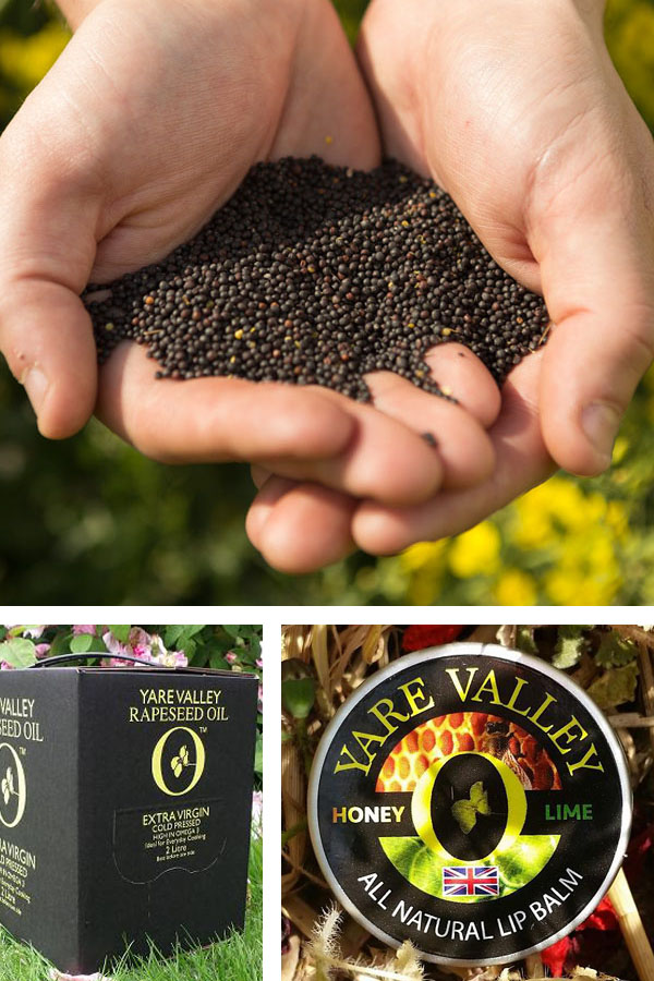 Yare Valley Oils 4 - the artisan food trail