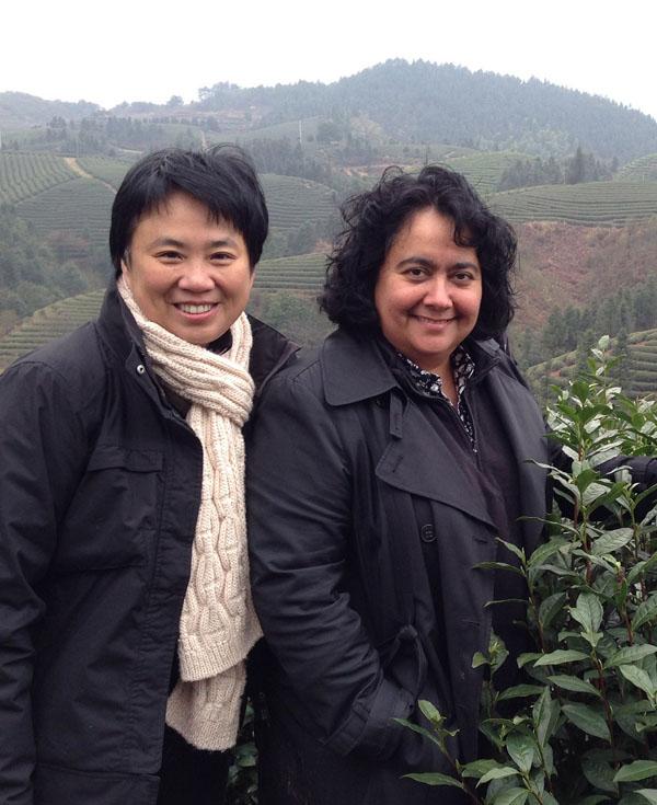 Tg Green Teas 3 - the artisan food trail