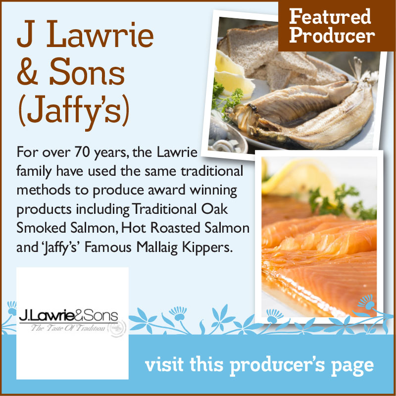 J Lawrie and Sons –  Jaffys – The Artisan Food Trail