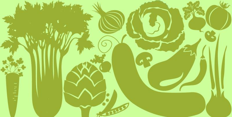 Foods in Season – Vegetables Spring