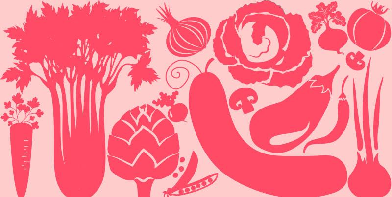 Foods in Season – Vegetables Summer
