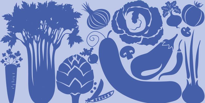 Foods in Season – Vegetables Winter
