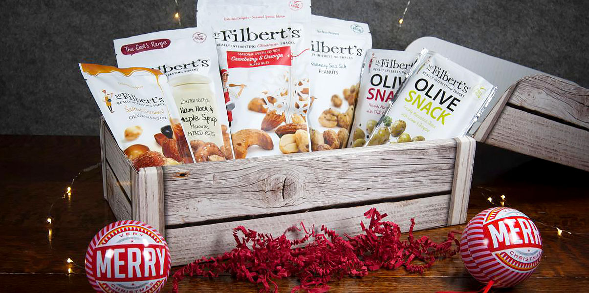 12 days christmas competition – Mr Filbert's - The Artisan Food Trail
